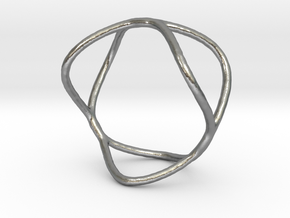Ring 09 in Natural Silver
