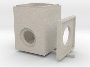 betonput 2020 2b  50 in Natural Sandstone