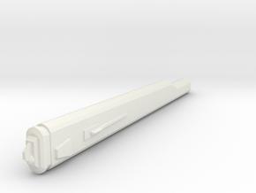 1000 Endeavor type single warp engine in White Natural Versatile Plastic
