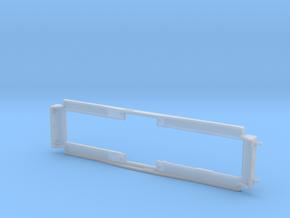 MT Bundramme in Smooth Fine Detail Plastic