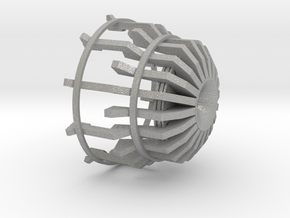 Heatsink in Aluminum