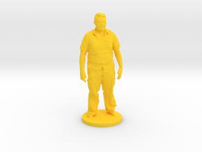 Corey Award in Yellow Strong & Flexible Polished