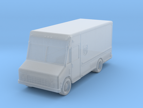 UPS Delivery Van 1/220 in Smooth Fine Detail Plastic