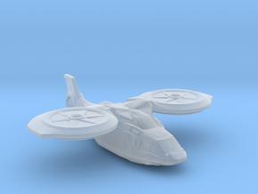 VBX Warbird / larger in Smooth Fine Detail Plastic