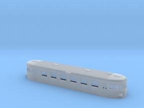 Swedish railcar Y6 / Y7 N-scale in Smooth Fine Detail Plastic