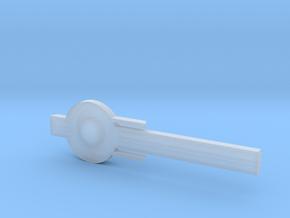 1/1000 Impulse Crystal Design v1 in Smooth Fine Detail Plastic