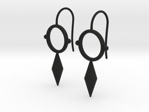 mini icons in Black Natural Versatile Plastic