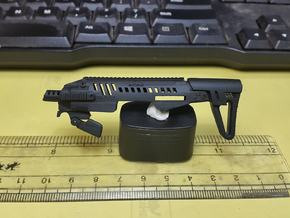 1/6 Scale Glock Roni Conversion Kit in Smoothest Fine Detail Plastic