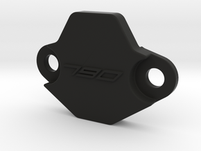 Gearsensor Cover KTM 790 ADV in Black Natural Versatile Plastic