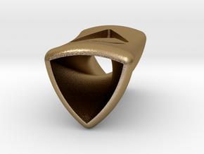 Stretch Rotor 5 By Jielt Gregoire in Polished Gold Steel