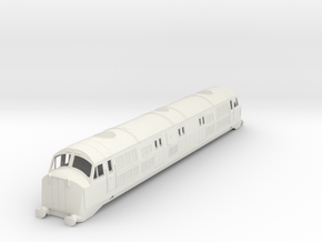 b32-br-class-41-warship-loco in White Natural Versatile Plastic