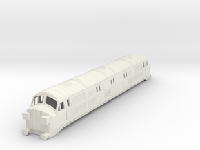 b76-br-class-41-warship-loco-final in White Natural Versatile Plastic