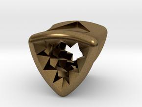 Stretch Diamond 8 By Jielt Gregoire in Natural Bronze
