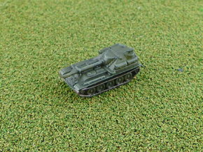 Su-101 Uralmash Set of 4 1/285 6mm in Smooth Fine Detail Plastic