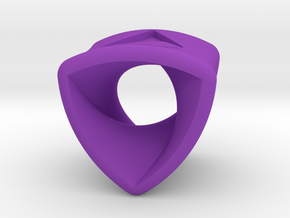Stretch Rotor 10  By Jielt Gregoire in Purple Processed Versatile Plastic