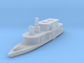 1/1200 USS Alexandria in Smooth Fine Detail Plastic