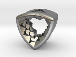 Stretch Diamond 12 By Jielt Gregoire in Natural Silver