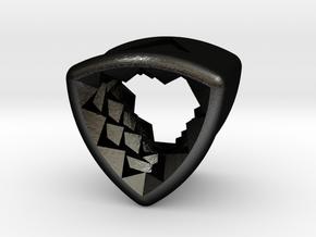Stretch Diamond 12 By Jielt Gregoire in Matte Black Steel