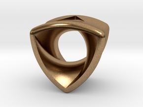 Stretch Rotor 14  By Jielt Gregoire in Raw Brass