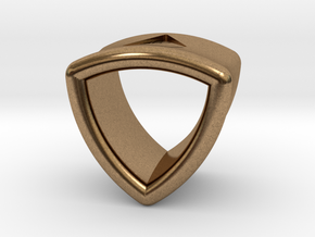Stretch Shell 14 By Jielt Gregoire in Natural Brass
