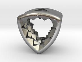 Stretch Diamond 14 By Jielt Gregoire in Natural Silver