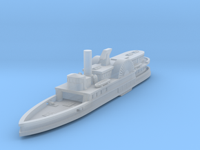 1/1000 USS Philadelphia in Smooth Fine Detail Plastic