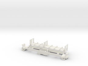 Fahrgestell WLB 220 in White Natural Versatile Plastic