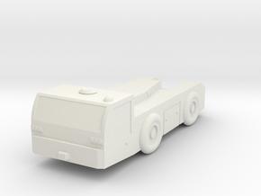 GSE SCHOPF F396C Airport Tug 1/120 in White Natural Versatile Plastic