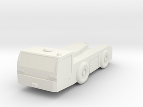 GSE SCHOPF F396C Airport Tug 1/160 in White Natural Versatile Plastic