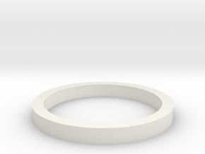 Y3 - Neopixelholder TCSS/JQ - (Part 4/4) A in White Natural Versatile Plastic