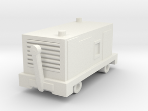 TLD ASU-600 Air Start Unit 1/144 in White Natural Versatile Plastic