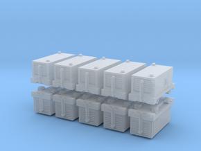 TLD ASU-600 Air Start Unit (x10) 1/500 in Smooth Fine Detail Plastic