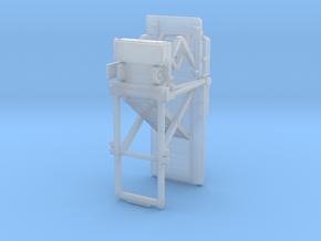 LawecoCML-14 rev3 cargo lader  in Smoothest Fine Detail Plastic: 6mm