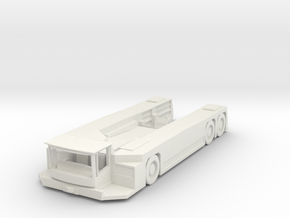 Goldh AST-1 X 1360 (6×6) Tractor 1/87 in White Natural Versatile Plastic