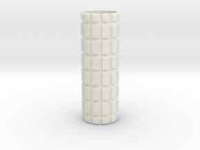 Slide-on Shroud 3 the grenade in White Natural Versatile Plastic