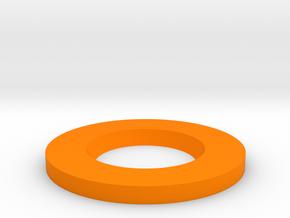 SOPORTE-HILO in Orange Processed Versatile Plastic