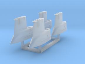 GUPPY Portsmouth Sail, 1/700 in Smooth Fine Detail Plastic