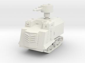 NI Odessa 2 Tank 1/72 in White Natural Versatile Plastic