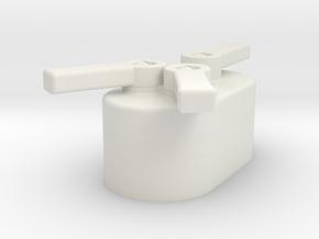 M37 Master 24v Switch in White Natural Versatile Plastic