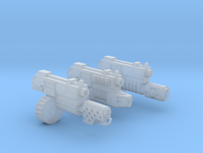 combi weapon in Smoothest Fine Detail Plastic