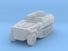 Sdkfz 250/10 B Pak 36 1/144 in Smooth Fine Detail Plastic