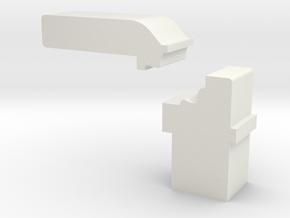 1:200 RMS Titanic: Pontos PE Kit Primary Tools in White Natural Versatile Plastic
