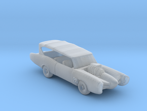 Monkees Mobile 1:160 scale  in Smooth Fine Detail Plastic