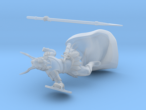 Dungeon Fighter in Smooth Fine Detail Plastic