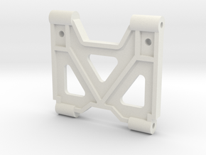 Tamiya King Cab Hi Lux E7 Part in White Natural Versatile Plastic