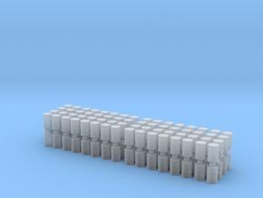 Oil Barrel (x128) 1/500 in Smooth Fine Detail Plastic