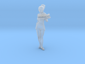 Printle T Femme 2116 - 1/87 - wob in Smooth Fine Detail Plastic