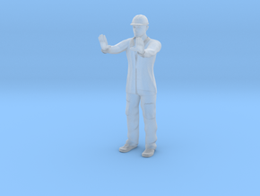 Printle T Homme 2917 - 1/87 - wob in Smooth Fine Detail Plastic
