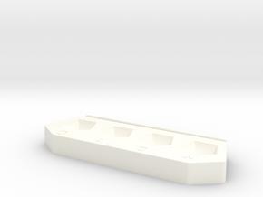 Support D12 01 in White Processed Versatile Plastic