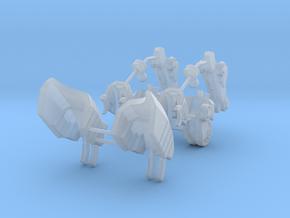 Riptide Alt legs in Smooth Fine Detail Plastic: d3